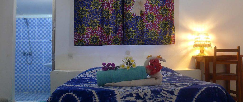 chambre double hebergement en Casamance