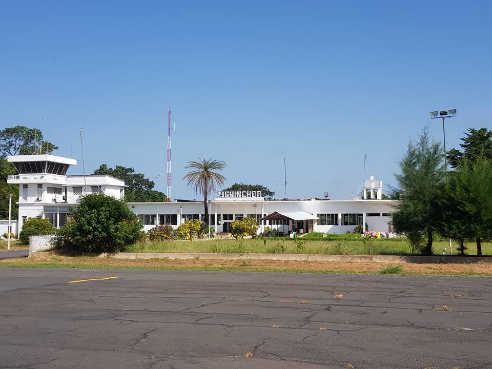 aéroport de Ziguinchor
