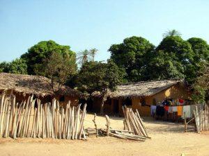 randonnée en basse Casamance